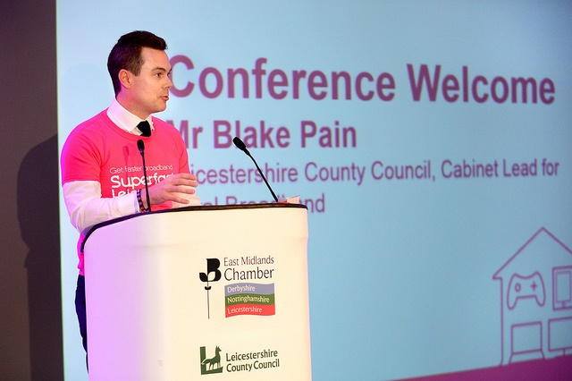 Blake Pain - eBusiness Club, Digital Conference & Expo 15