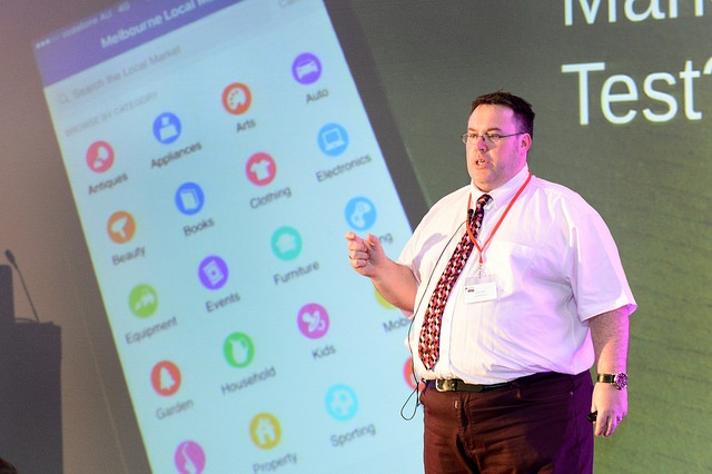 Liam Lally - eBusiness Club, Digital Conference & Expo 15